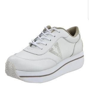 Volatile platform sneakers